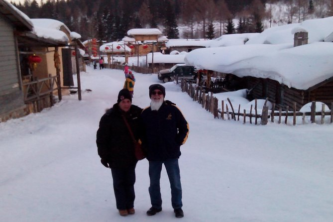 2-Day Small Group Trip to China Snow Town from Harbin photo 6