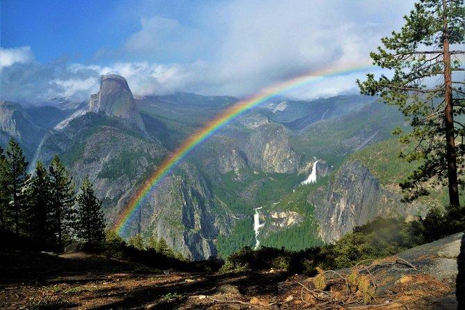 Yosemite 2-daagse privétour vanuit San Francisco