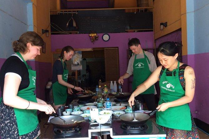 Cucina tailandese a maggio Kaidee's a Chiang Mai (Unisciti)