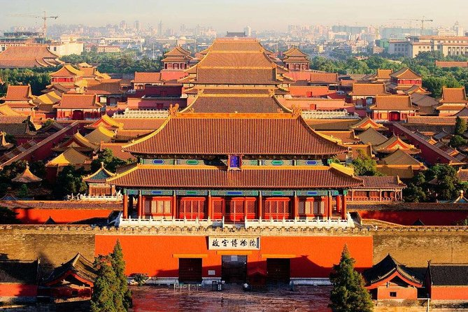 Forbidden City and Summer Palace no shopping day tour with lunch photo 6