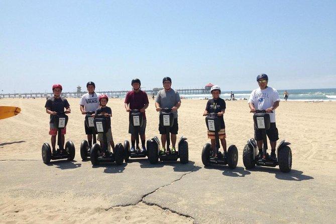Surf City Segway Tour of Huntington Beach