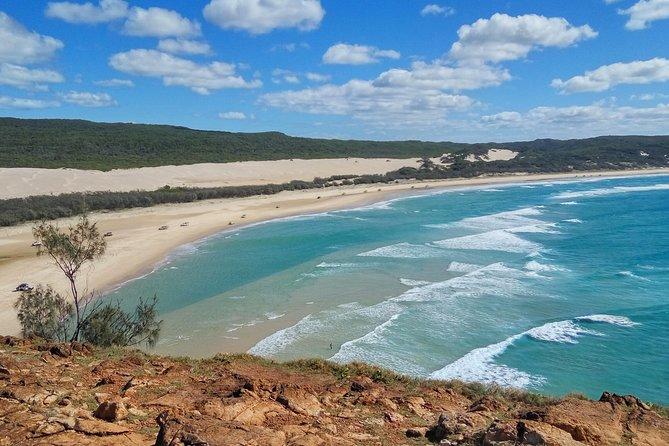 Fraser & Moreton Island 3-Day Scenic 4WD ECO Tour from Brisbane or Gold Coast, Fraser Island, AUSTRALIA
