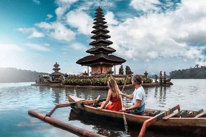 Instagram Tours: Hidden Hill Swing, Handara Gate, Ulun Danu, and Twin Waterfall