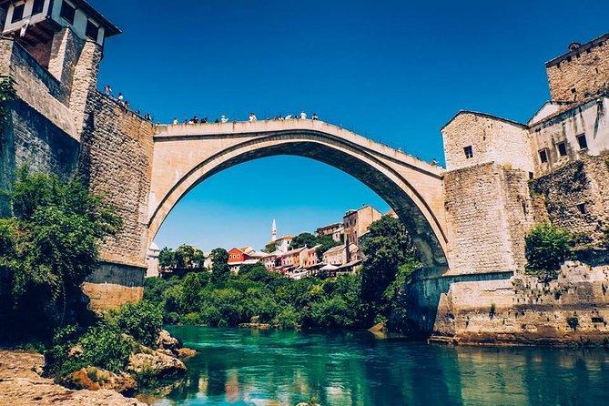 Private Transfer Sarajevo to Split with Mostar Town