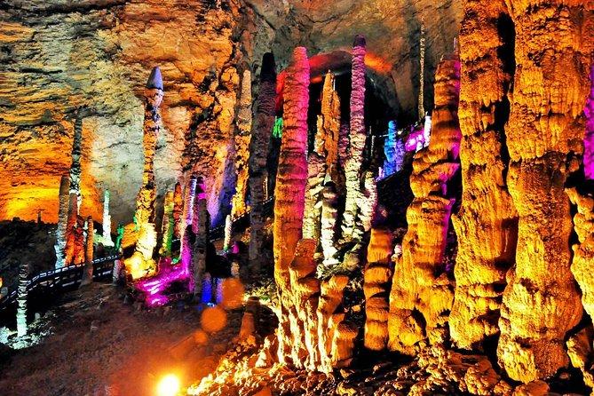 4 Days Zhangjiajie Discovery Tour with Yellow Dragon Cave & Baofeng Lake