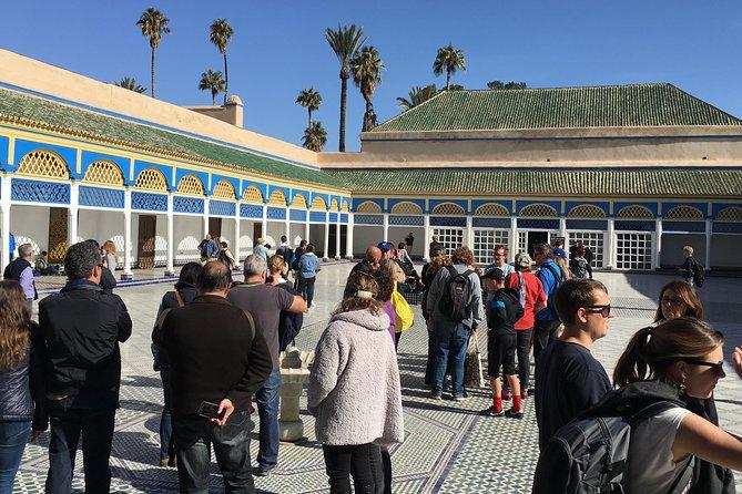 Visite guidée d'une demi-journée à Marrakech