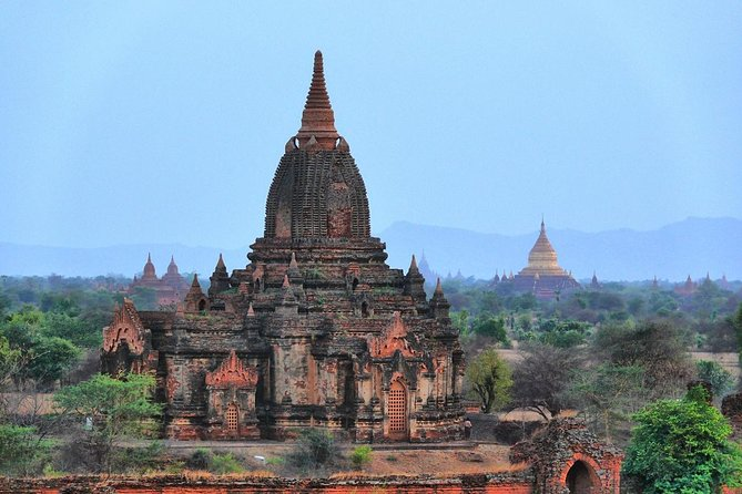 4-Day Tour of Bagan and Mount Popa from Yangon | Myanmar