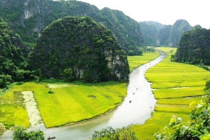 Hoa Lu - Tam Coc 1 Day Tour