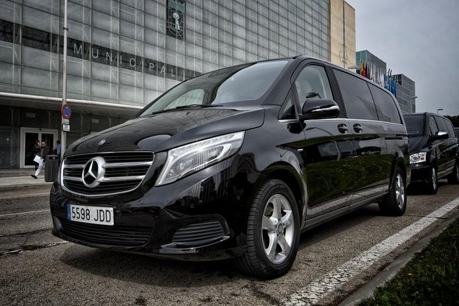 Private Amsterdam Airport Arrival Transfer to Eindhoven by Luxury Van