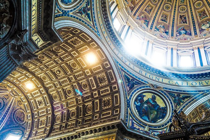 Private Tour Vatican Museums Sistine Chapel and Saint Peter's Basilica photo 5