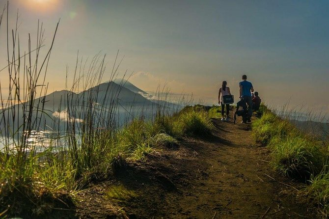 Mount Batur Sunrise Hike and Hidden Waterfall