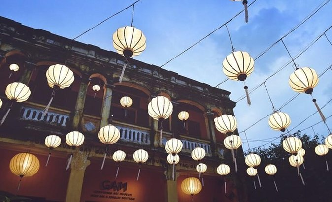 Private tour :Hoi An Sightseeing Day Tour Including My Son And Ancient Town