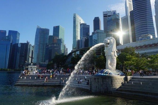 Private Tour:Experiencing Singapore In Full Day Including Lunch