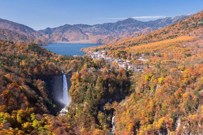 Nikko, Lake Chuzenji, Kegon Wasserfälle inklusive Mittagessen aus Tokio