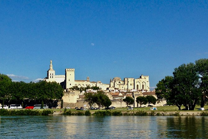 Avignon Private Half-Day Tour from Marseille