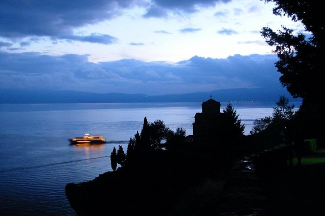 Transfer Skopje to Tirana with Half Day Tour of Ohrid