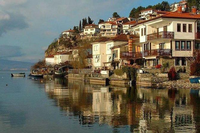 Transfer Skopje to Tirana with Half Day Tour of Ohrid