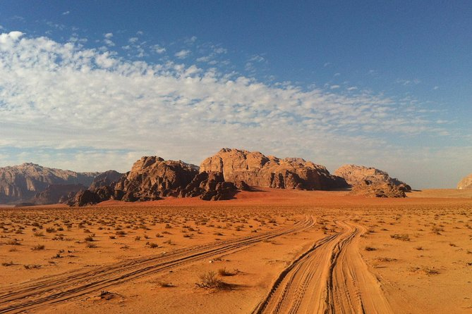 Private Day Tour from Aqaba to Wadi Rum and Petra and return