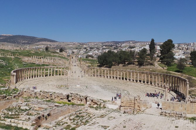 Private Day Tour from Amman to Jerash and Ajloun and return