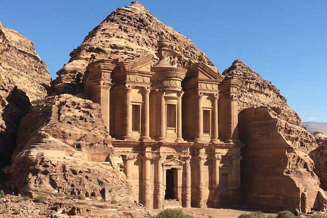 Petra Day Tour to the Monastery