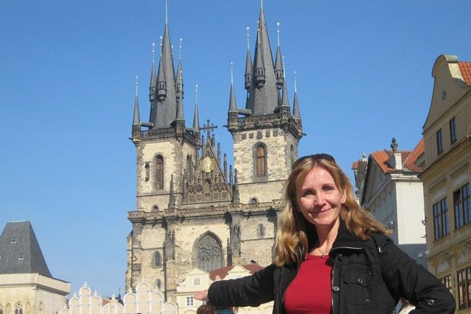 Best of Prague Architecture - private tour with PERSONAL PRAGUE GUIDE