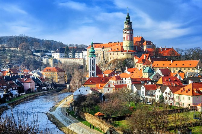 Cesky Krumlov medieval UNESCO sites - private tour with PERSONAL PRAGUE GUIDE