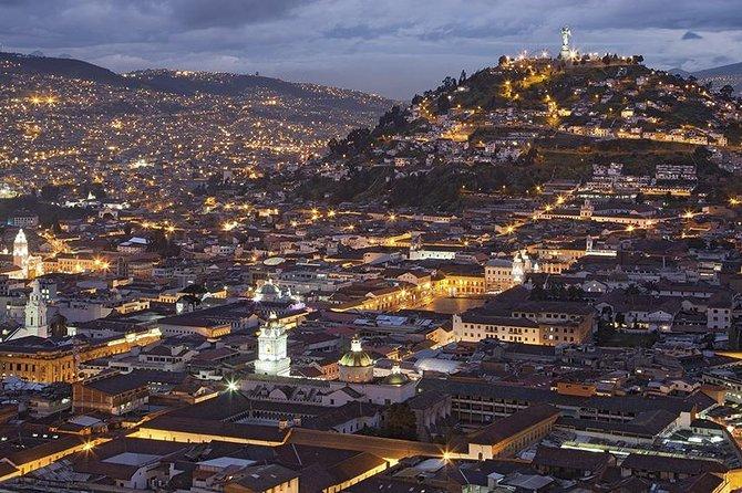 Recorrido por la ciudad de Quito, el Museo de Ecuador y el cráter del Pululahua
