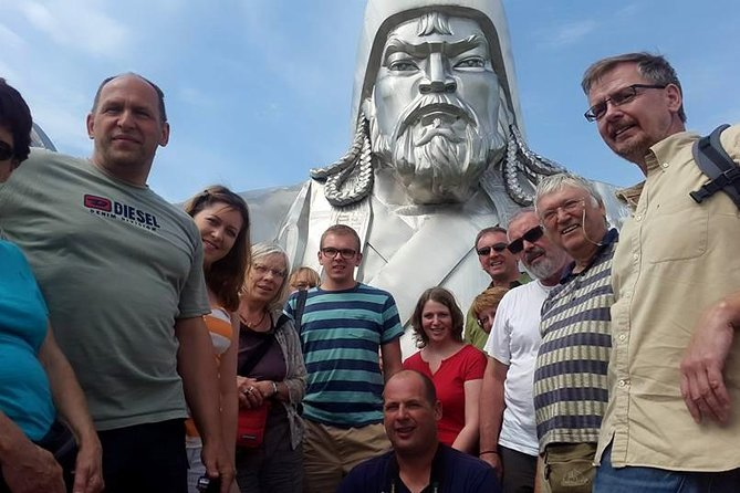 Terelj National Park and Chinggis Khaan Statue Tour