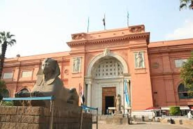 Half Day tour to Egyptian Museum