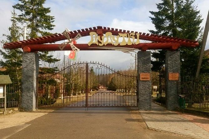 Guided half day tour to Museum Dudutki in the Belarusian countryside