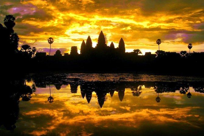 Angkor Wat Sunrise Tour by Tuk Tuk from Siem Reap