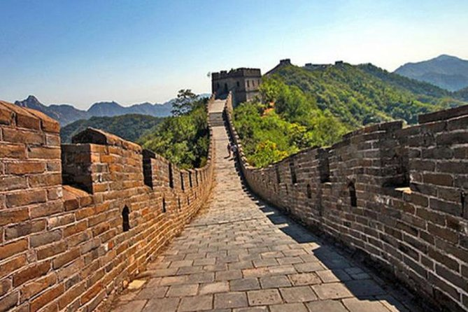 Mutianyu Great Wall 11:20am departure with entrance ticket photo 4