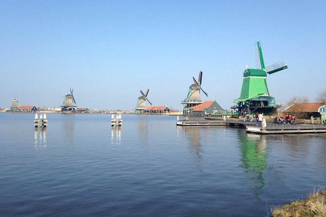 Zaanse Schans and Volendam Small-Group Tour from Amsterdam