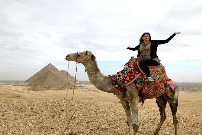 Excursão econômica de 3 dias no Cairo, Alexandria e Gizé