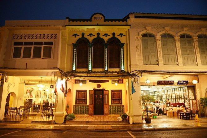 Evening Phuket Food Tasting and Cultural Walk