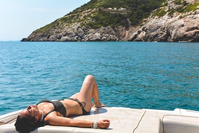 Private Motorboat Tour to Explore Costa Brava