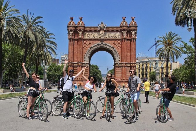 Pedal Your Way Into Barcelona History Bike Tour