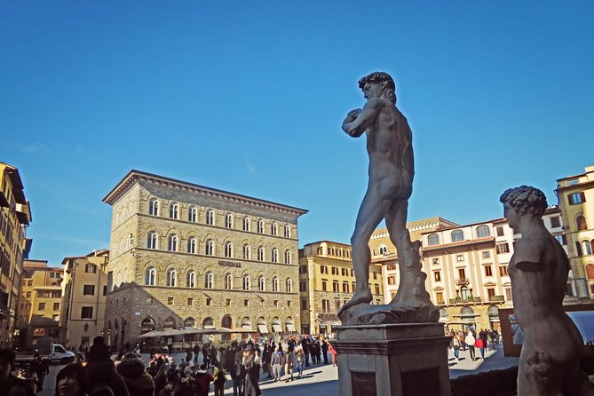 Kid-Friendly Best of Michelangelo in Florence Tour w Academy Gallery Fast Access