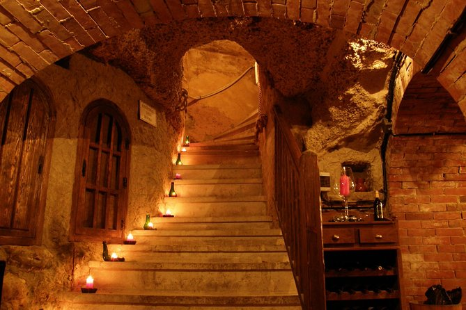 TASTE THE TREASURES from RIBERA DEL DUERO in a SUBTERRANEAN wine Cellar photo 4
