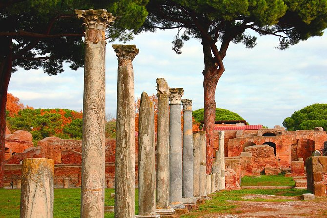 Ostia Antica Tour from Rome - Small Group