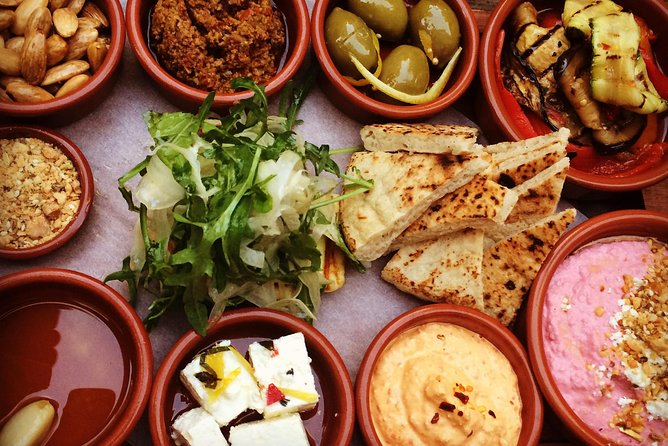 Traditional Cuisine & Cultural Flavours - City Walking Food Tour Limassol 2.5hrs
