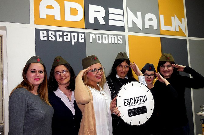 Escape Room Experience photo 1