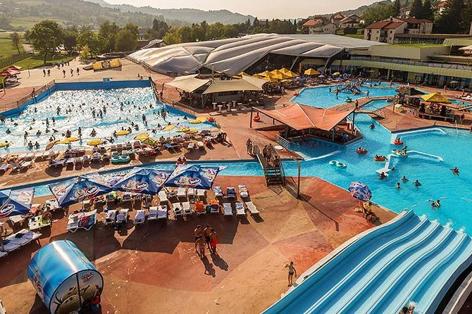 Full Day private tour to Terme Tuhelj - wellness & spa