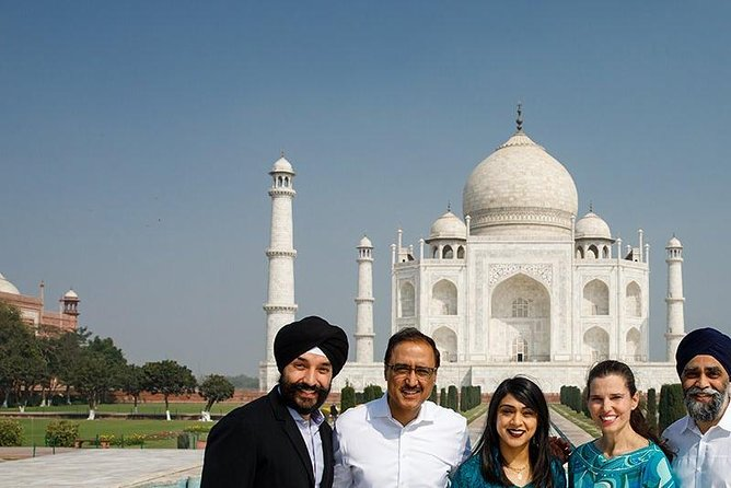 All Inclusive : Taj Mahal Day Tour From Delhi photo 3