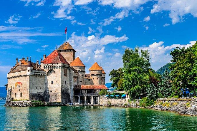 Swiss Riviera Tour : Lausanne, Montreux & Chateau Chillon