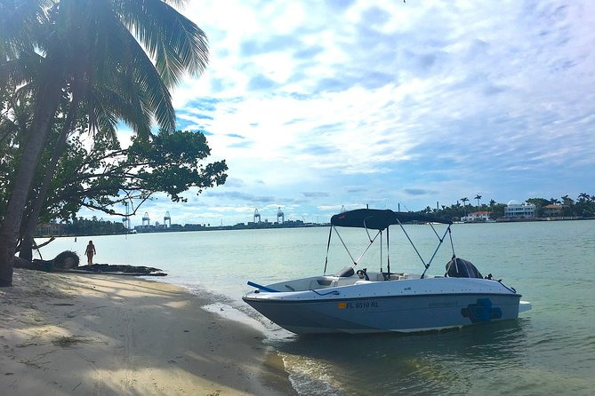 Boat Rental Miami - Aventura Location! Priced per boat for 5 people