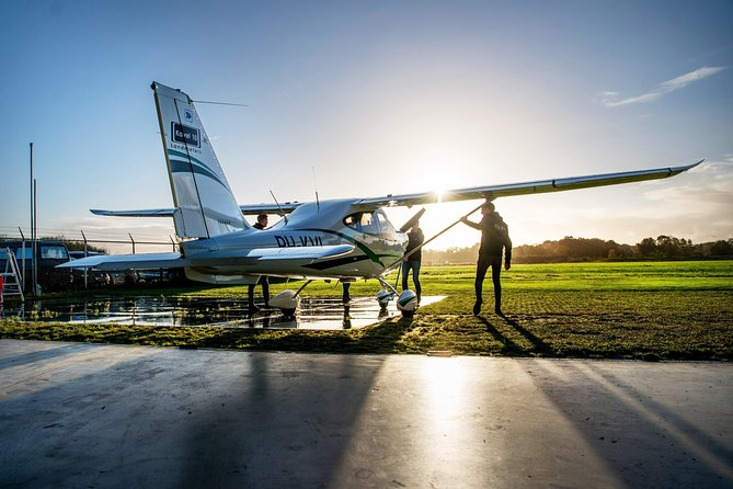 City Escape from London to Le Touquet in a Private Plane