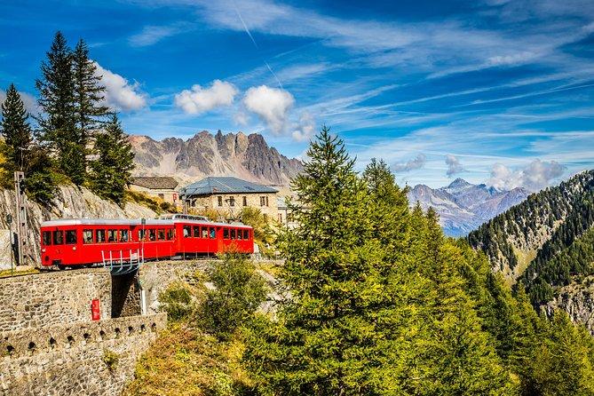 Viagem particular de um dia a Chamonix Mont-blanc saindo de Genebra