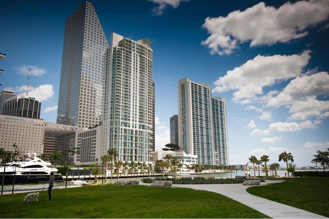 Miami City Tour and Biscayne Bay Cruise