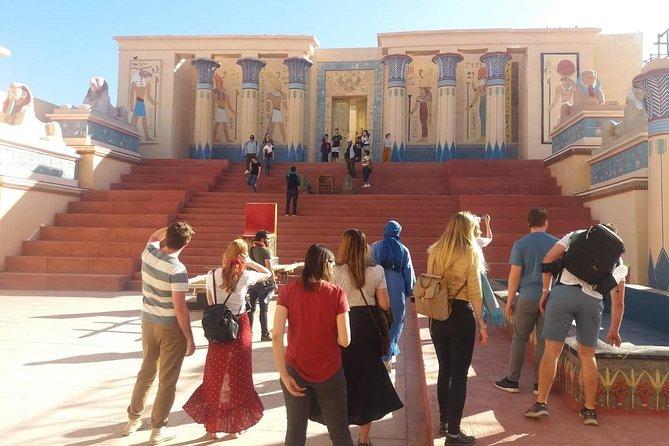 UNESCO World Heritage Sight of Ait Benhaddou/ Ouarzazate Private Tour